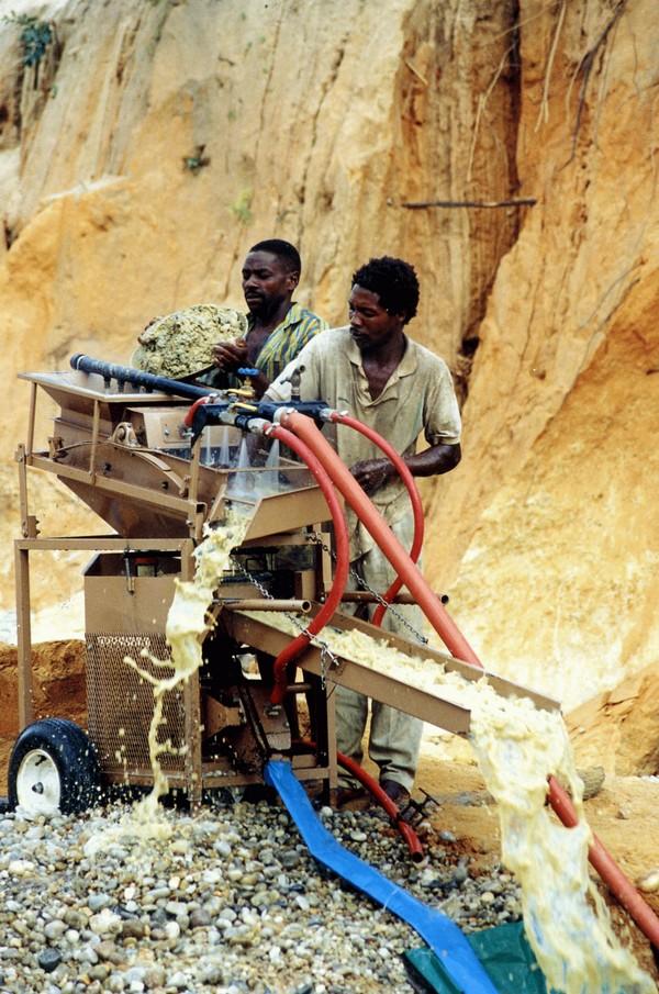 лодки для промывки золота